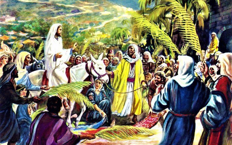 Espiritualidade | O Domingo de Ramos e o alinhamento cósmico