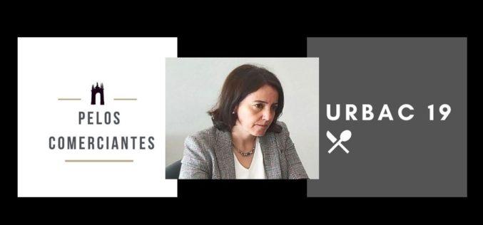 Coronavírus | Isabel Estrada Carvalhais reúne com representantes dos setores do retalho e restauração de Braga