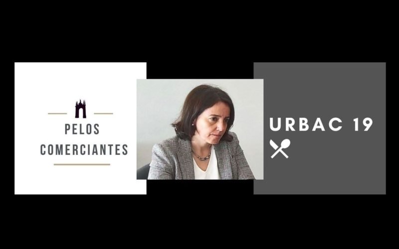 Coronavírus   Isabel Estrada Carvalhais reúne com representantes dos setores do retalho e restauração de Braga