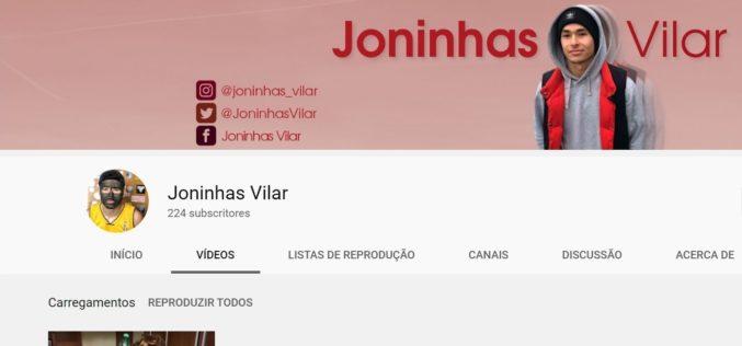YouTube | Campeão de karaté Joninhas Vilar lança novo canal de contacto