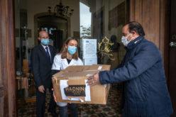 Coronavírus | Braga distribui material de proteção às instituições do concelho