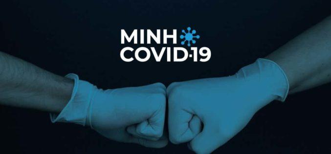 Coronavírus | MINHO COVID-19 agiliza combate à pandemia