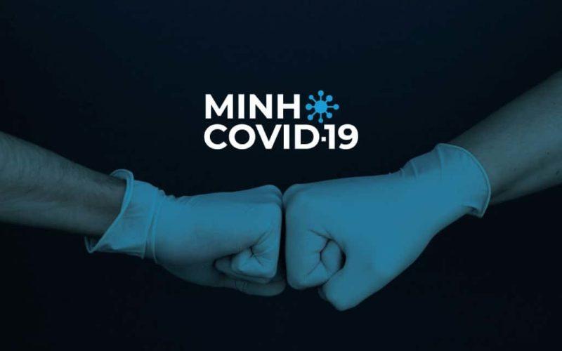 Coronavírus   MINHO COVID-19 agiliza combate à pandemia