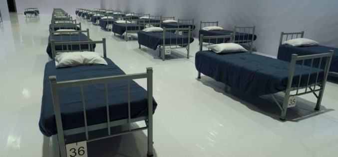 Saúde | Hospital de Retaguarda no Centro Cultural de Viana do Castelo poderá tratar até 200 doentes Covid-19