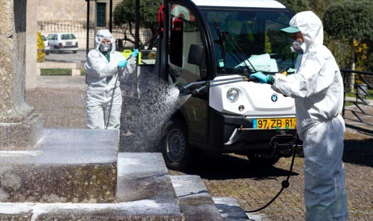 município de Braga higienização das ruas fb_o