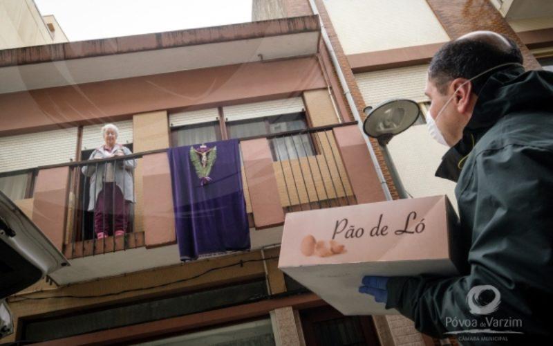 Séniores | Centros Ocupacionais da Póvoa de Varzim adocicaram Páscoa dos utentes
