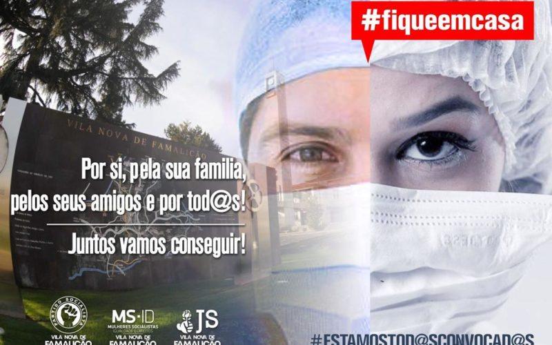 Coronavírus   PS de Famalicão sugere necessidade de agregar medidas adicionais às propostas pela autarquia