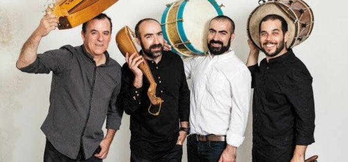 Música   Galandum Galundaina atuam em Viana do Castelo