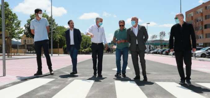 Urbanismo | Barcelos abre Park & Ride de Vila Frescainha S. Martinho