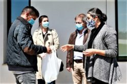 Saúde | Barcelos entrega kits de proteção contra Covid-19 a famílias carenciadas