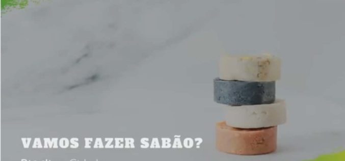 Saúde | Amigos da Montanha de Barcelos fabricam sabão caseiro em Dia Mundial da Higienização das Mãos