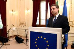 Diplomacia | Em Dia da Europa, Ricardo Rio testemunha crença na afirmação do continente