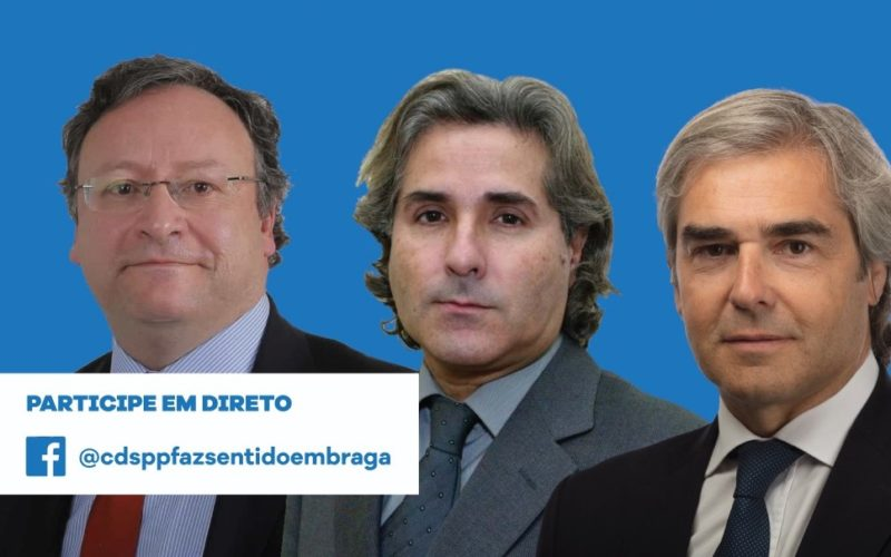 Debate   Nuno Melo, Francisco Assis e Nuno Rogeiro escalpelam relações económicas entre Europa e América e Ásia