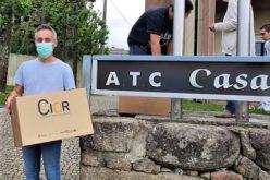 Solidariedade | CIOR produz e distribui viseiras por instituições da comunidade famalicense