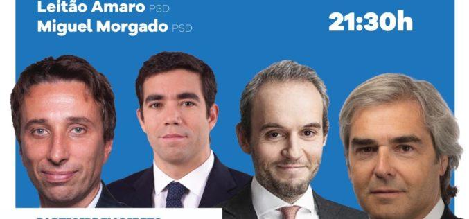 Futuro | CDS debate 'O desconfinamento político' colocando em perspetiva o porvir do centro-direita em Portugal