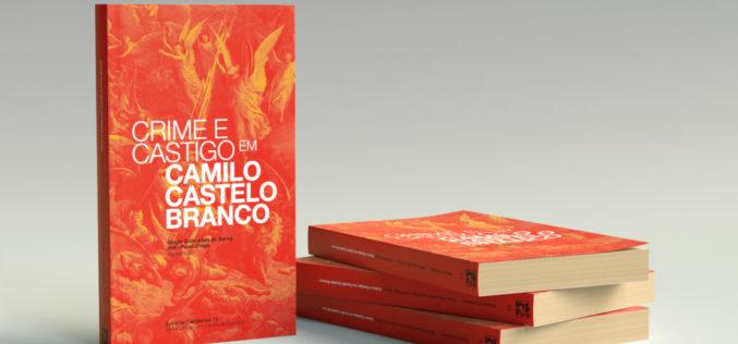 Livros | João Paulo Braga e Sérgio Guimarães de Sousa lançam 'Crime e Castigo em Camilo Castelo Branco'