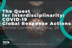 Pandemia | INL apela à cooperação científica para combater Covid-19