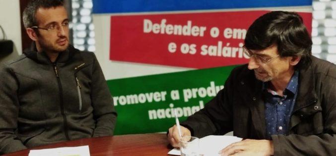 Trabalho | PCP situação precária de pequenos empresários e trabalhadores em muitas empresas do distrito de Braga