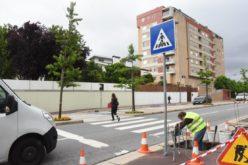 Mobilidade | Famalicão reforça segurança de peões na Avenida do Brasil