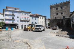 Urbanismo | Barcelos requalifica Largo Dr. José Novais
