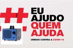 Covid-19 | Bombeiros de Viana do Castelo recebem geradores de ozono descontaminantes