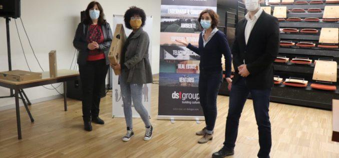 Ensino | Grupo dst oferece 50 equipamentos informáticos a alunos de Braga