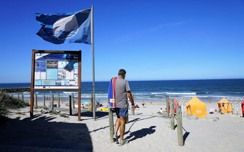 Balnear | Esposende mantém 4 praias Bandeira Azul em 2020