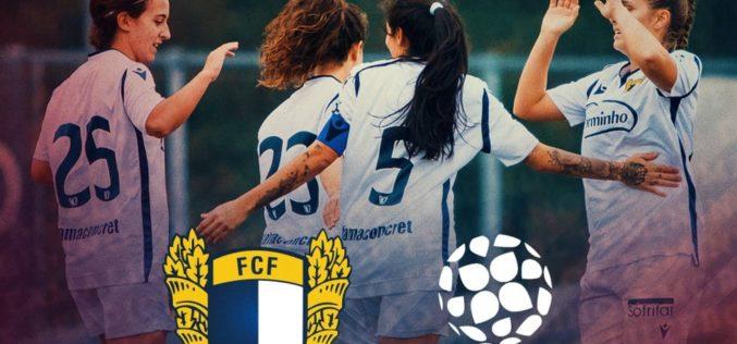 Futebol   Equipa de futebol feminino do FC Famalicão sobe de divisão