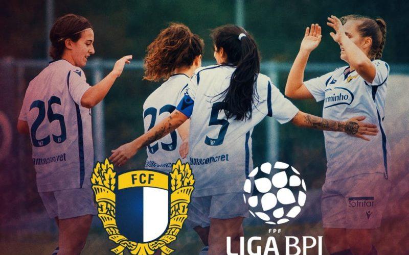 Futebol | Equipa de futebol feminino do FC Famalicão sobe de divisão
