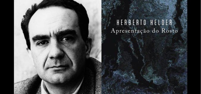 Livros | 'Apresentação do Rosto' de Herberto Helder reeditada pela primeira vez