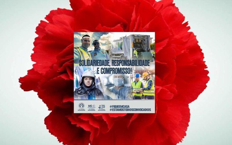 Trabalho | 1º de Maio: 'Solidariedade, Responsabilidade, Compromisso', lembra PS Famalicão