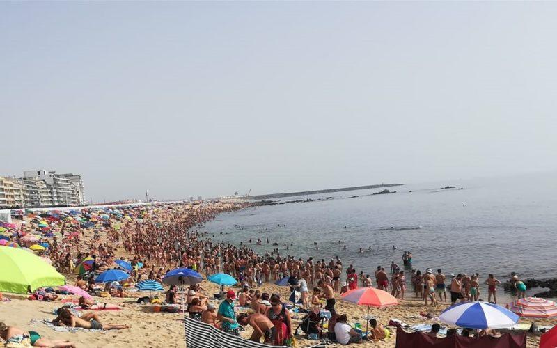 Balnear | Póvoa de Varzim reabre praias em finais de junho