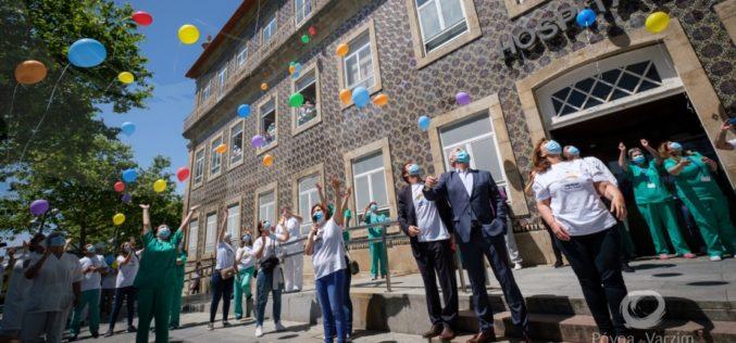 Saúde | Póvoa de Varzim reconhece capacidade de entrega e dedicação de enfermeiros à comunidade