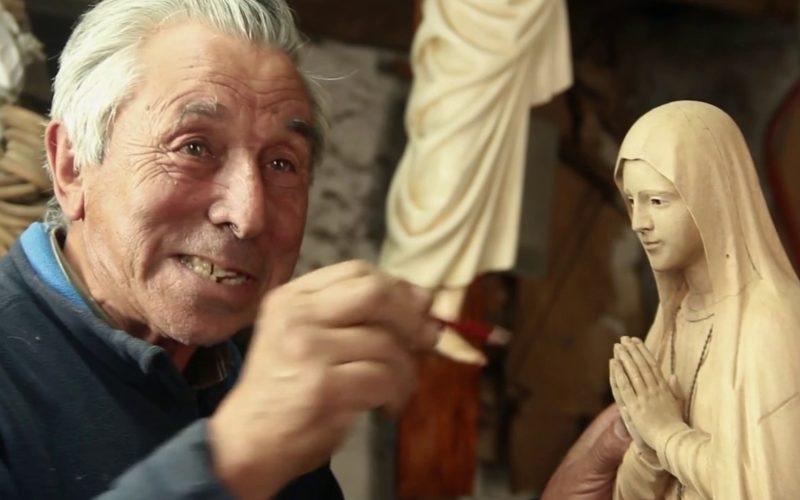 Identidade | Santeiros de S. Mamede do Coronado candidatos às 7 Maravilhas da Cultura Popular