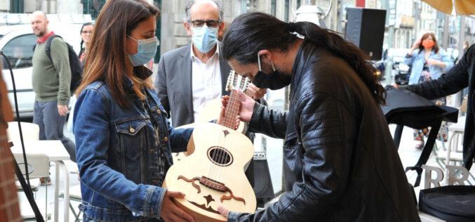 Música | Braga promove formação em viola braguesa