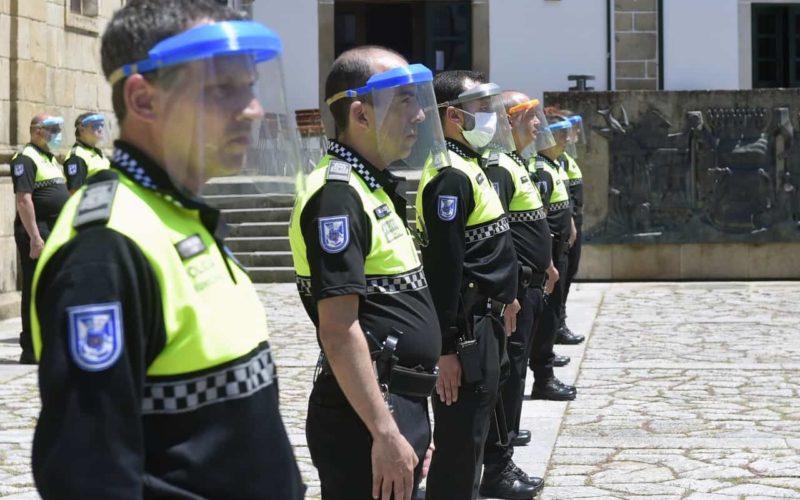 Segurança | Terceiro turno da Polícia Municipal de Braga em funcionamento com admissão de novos agentes