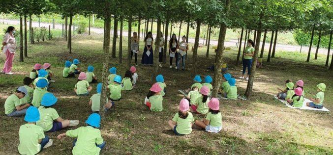 Ensino | Alunos da CIOR assinalam Dia da Criança e Dia do Ambiente com alegria e criatividade