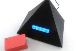 Ensino | Aluno da CIOR desenvolve 'Sentinela' medidora da qualidade do ar