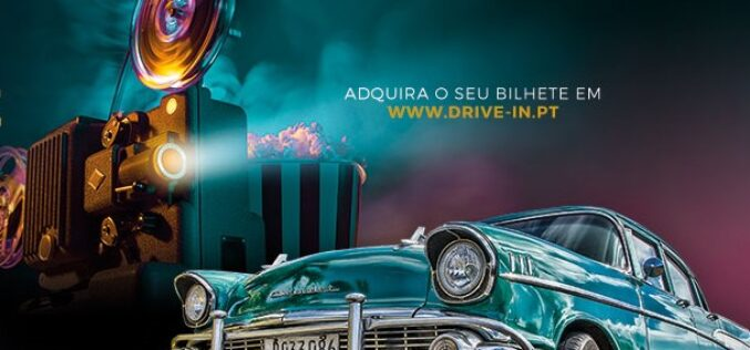 Cinema   Drive-in em Guimarães