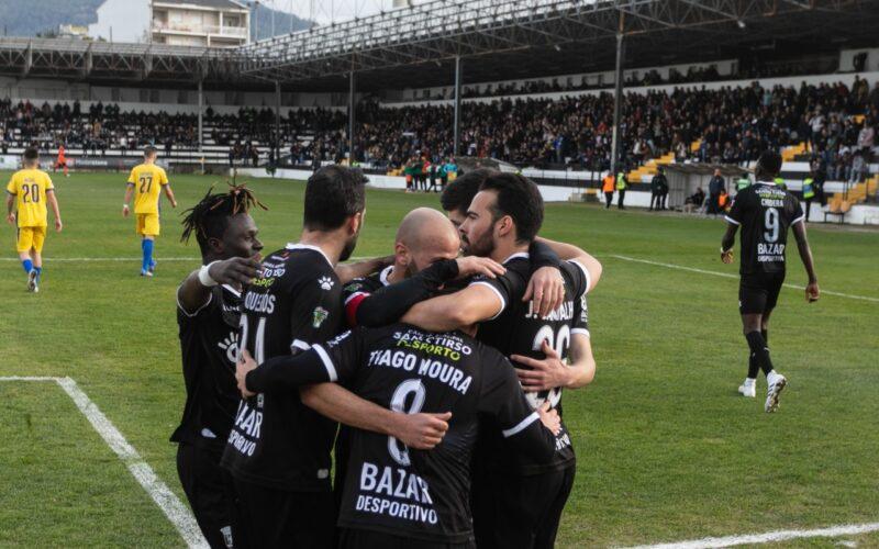 Futebol | Município de Santo Tirso atribui voto de louvor ao FC Tirsense