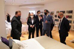 Têxtil | Guimarães congratula-se com sentimento de colaboração entre empresas e Governo na retoma da economia