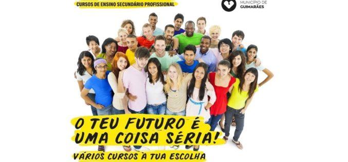 Ensino | Guimarães dispõe de mais de duas dezenas de cursos profissionais