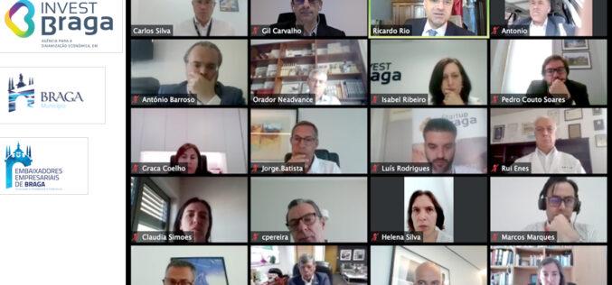 Negócios | InvestBraga determinada no apoio à recuperação económica e fixação de talento no concelho de Braga