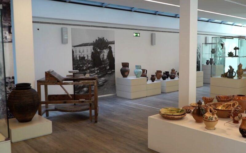 Artesanato | 'Olaria do Norte de Portugal' no Museu de Olaria de Barcelos
