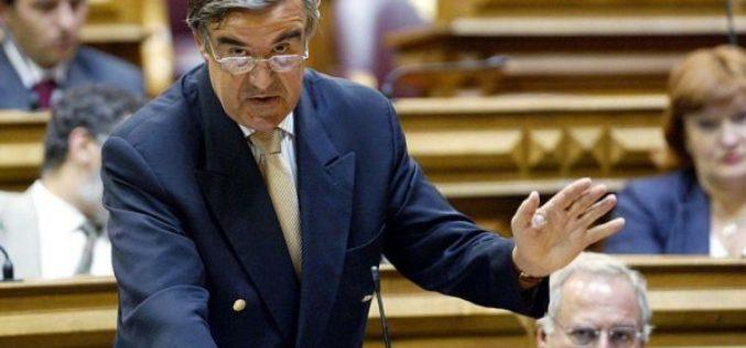 Pesar | Faleceu Tavares Moreira, antigo Governador do Banco de Portugal