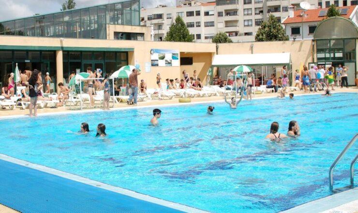Piscina Municipal de Barcelos _ exterior 000