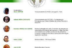 Imprensa | Pedro Costa participa em conferência do Instituto do Mundo Lusófono sobre Jornalismo Regional