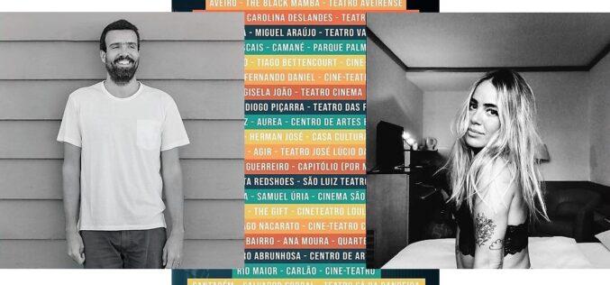 Festival | Miguel Araújo e Gisela João 'regressam ao futuro'