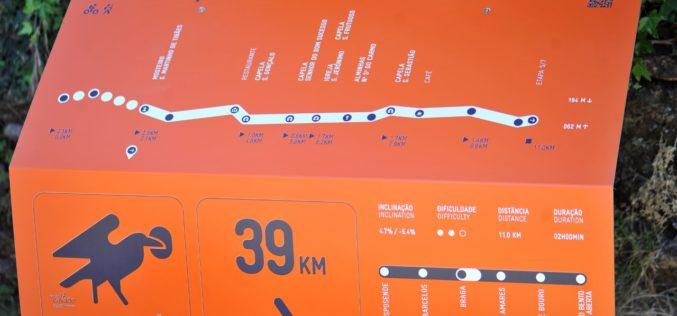 Urbanismo | Braga sinaliza Caminhos de São Bento da Porta Aberta