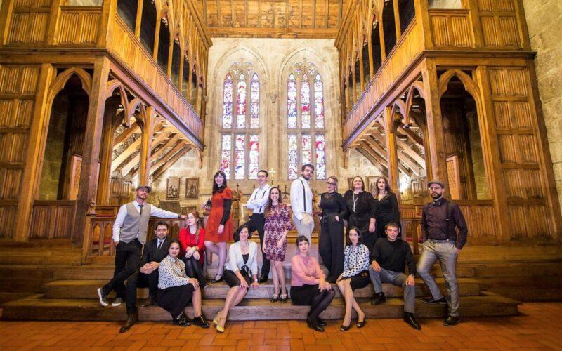 Música   'Lufada' vimaranense inicia com concerto pela The BJazz Choir